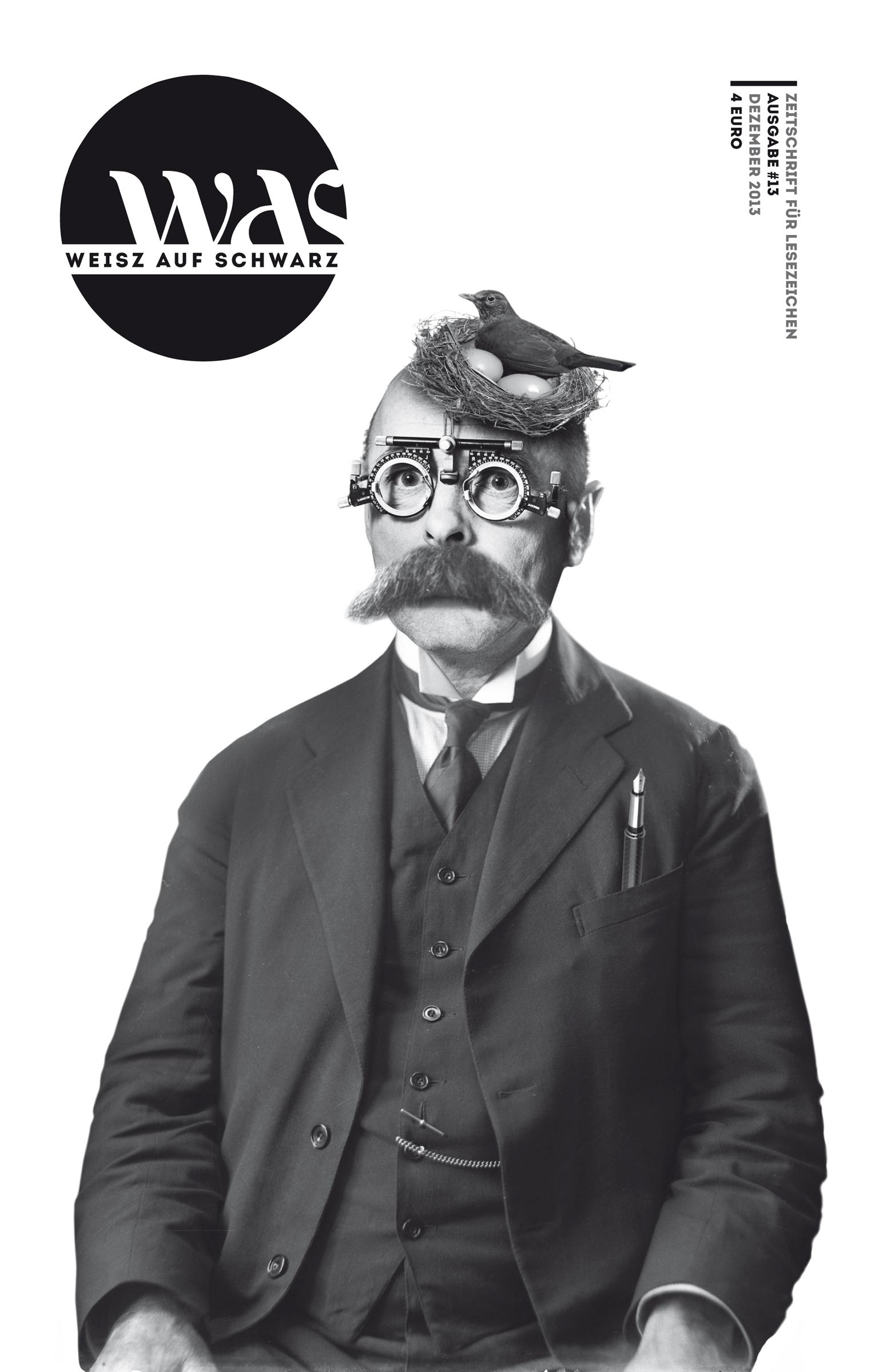 #13 Zeitschrift für Lesezeichen
